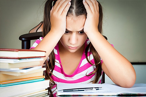 Homework – a burden for children, a struggle for parents
